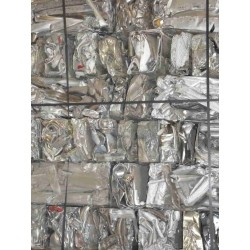 Aluminio recorte empaquetado