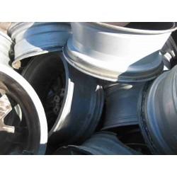 Aluminio cárter llanta
