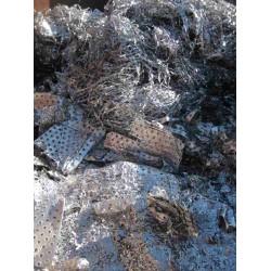 Aluminio recorte de radiador