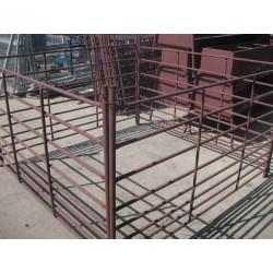 Cancillas para ganado o cerramiento sencillo sin instalación