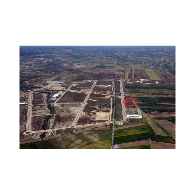 Parcelas de 10.000 y 14.176m2 en Profitegra (Escúzar)