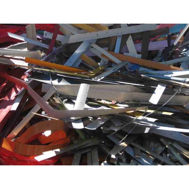 Aluminio cinta