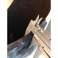 Partida tubos de 500 entre 9,5mm-11mm y de 4m a 12m