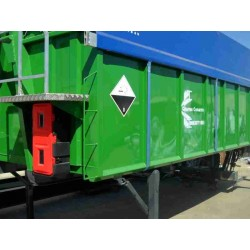Contenedor especial para transporte de baterías