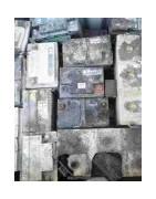 Gestor autorizado para la recuperación y reciclaje de baterías usadas