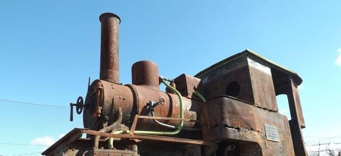 Contrato de cesión de nuestra mítica locomotora